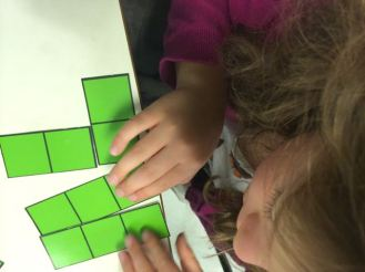 fitting threes together
