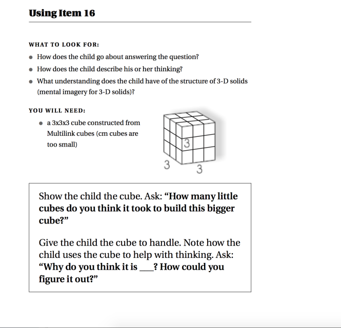 more cube task