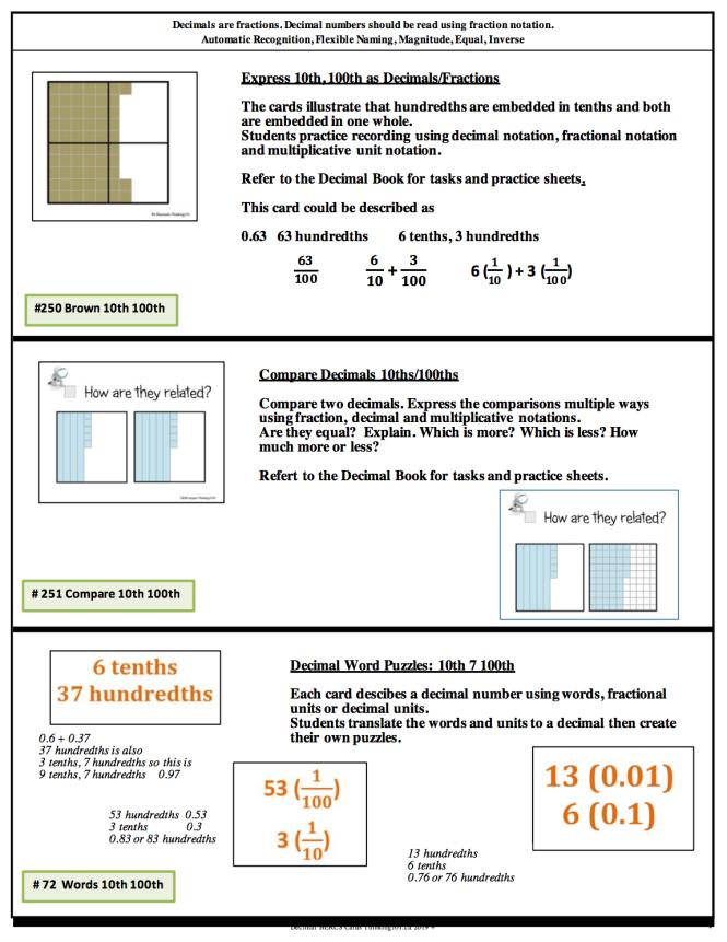 Decimal page 1