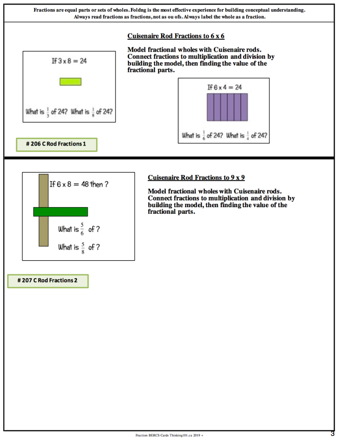 Fraction page 3