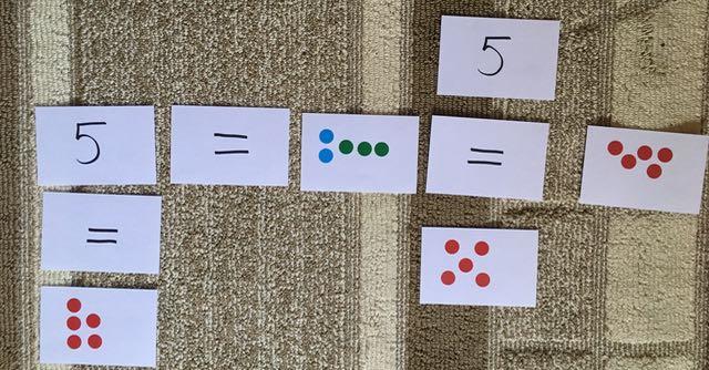 5 equal puzzle
